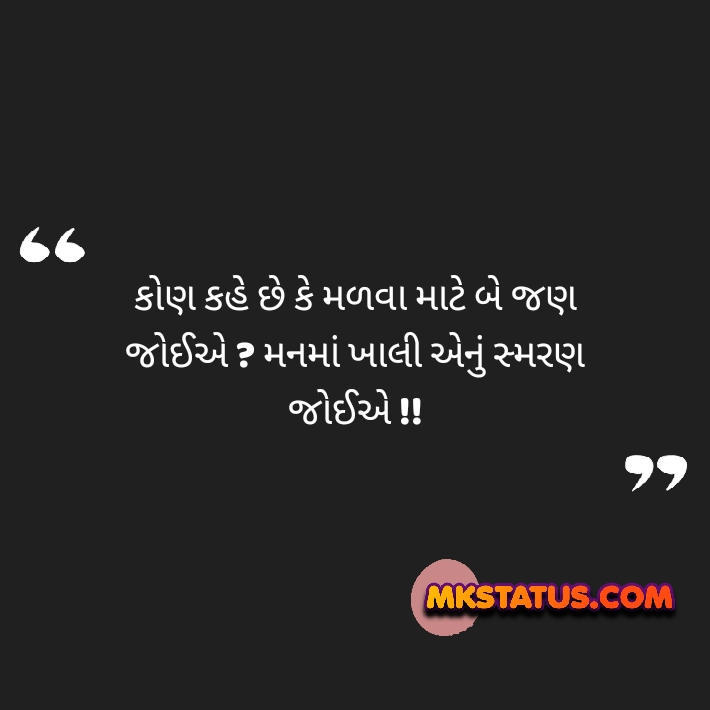 Gujarati sad quotes