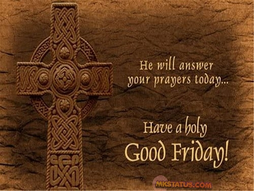 Wonderful quotes of good friday