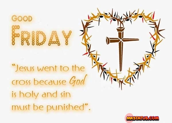 Good friday greeting quotes and messages