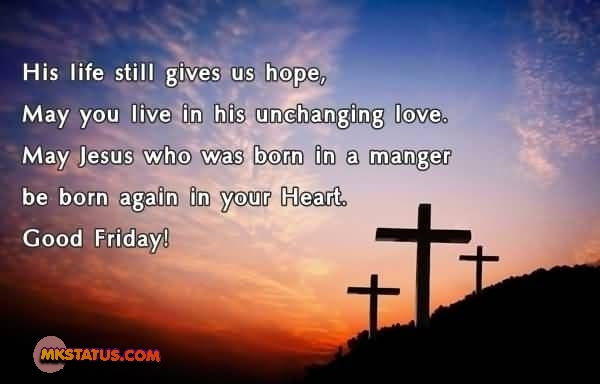 Best good Friday quotes images in English