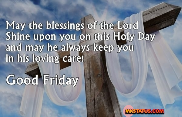 Popular Whatsapp dp of good friday quotes