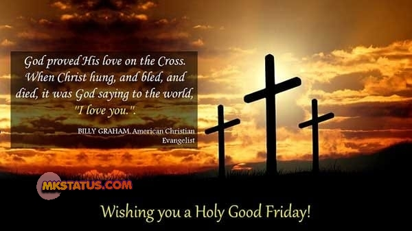 Whatsapp dp of good friday quotes