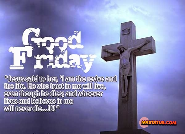 Good friday greeting quotes images