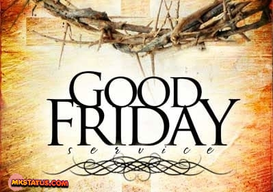 Good friday greeting images