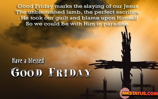 Top status good friday photos with quotes