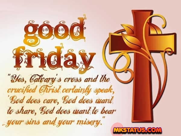 Best Special quotes of good friday