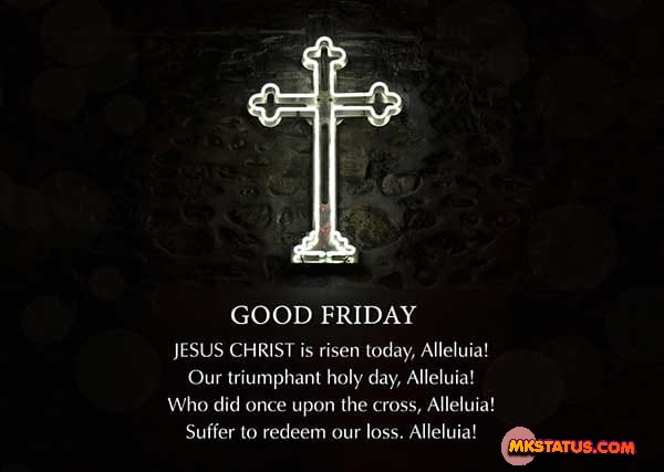 Best good friday photos with quotes