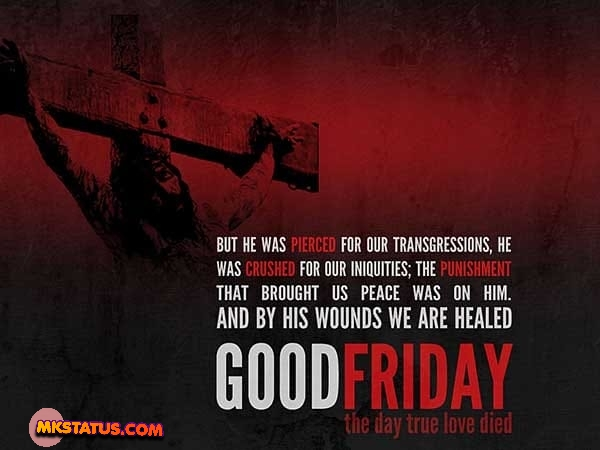 Latest 2020 Good friday greeting quotes