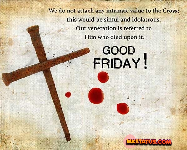 Download Good friday greeting quotes images