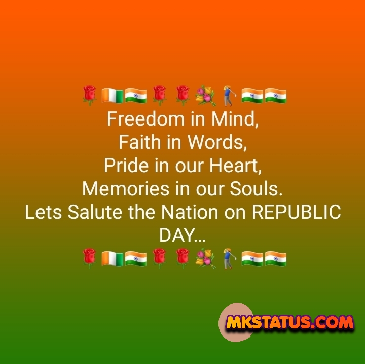 Indian Republic day messages