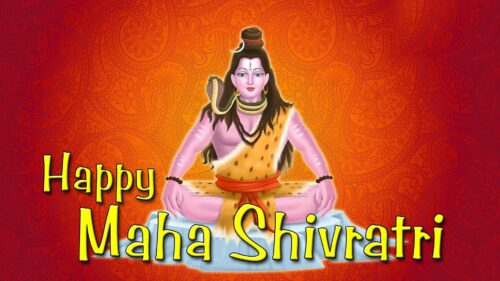 Awesome Happy Maha shivratri Wishing images for whatsapp status