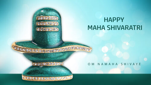 Beautiful Happy Maha shivratri Wishing Wallpapers images