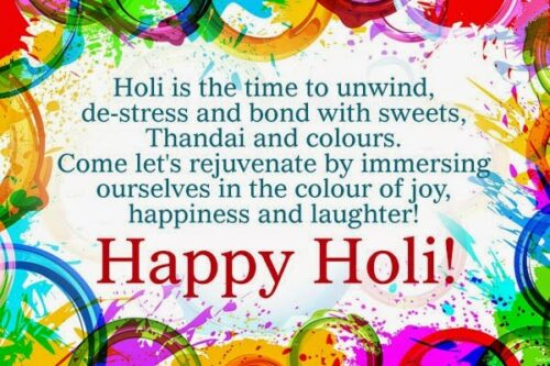 Best Inspirational Happy Holi Quotes images