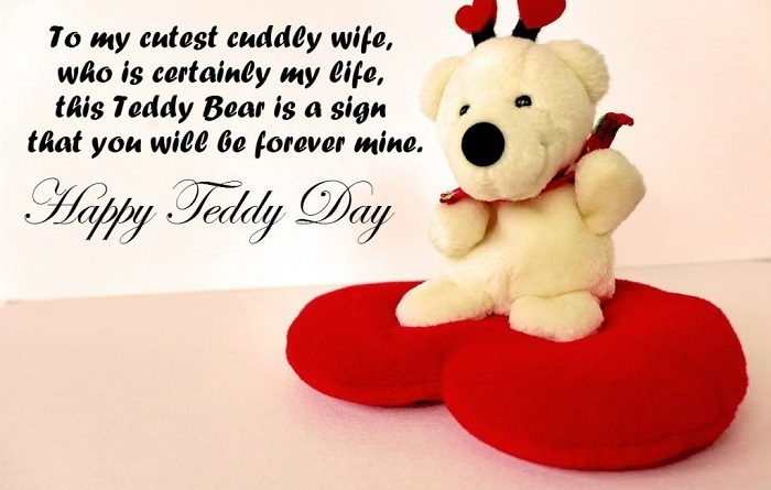 Best 2021 New Happy Teddy Day Wishing images