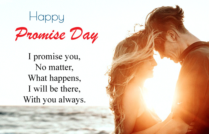 Best New Promise Day Wishing Quotes images