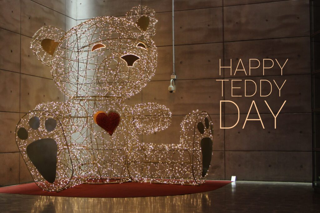 Creative Happy Teddy Day greeting quotes images