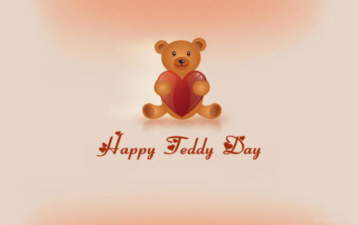 Cute Happy Teddy Day 2020 images