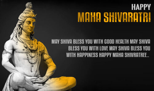 Download Best Happy Maha shivratri Wishing Sms Quotes Pictures