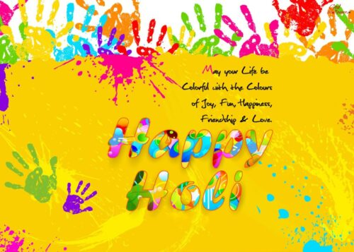 Download Happy Holi Quotes images