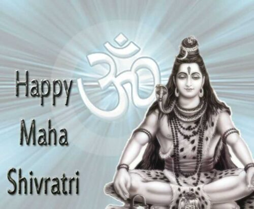 Happy Maha shivratri Wishing quotes images