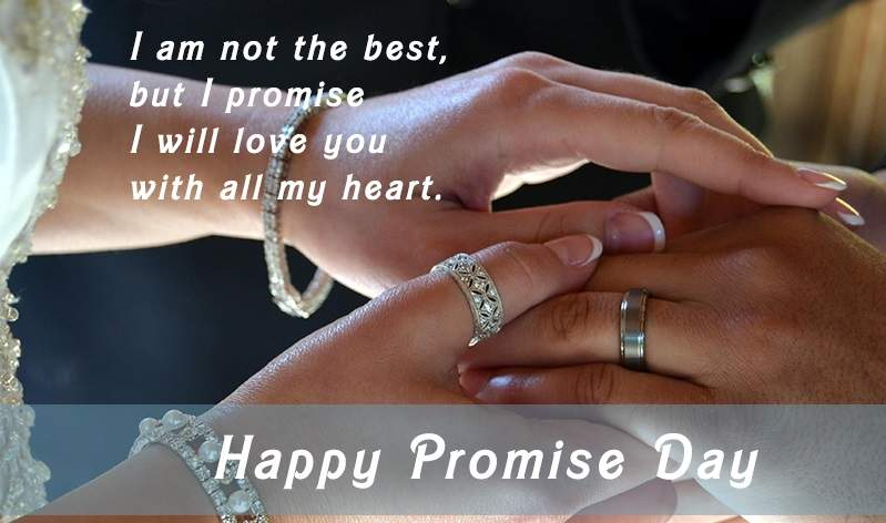 Download Promise Day Wishing Quotes images