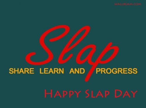 Download Slap Day Wishing New images