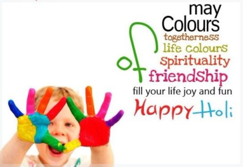 Famous Indian Festival Happy Holi Wishing Quotes