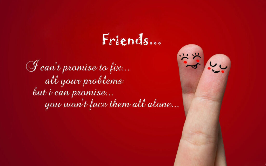 Friendship Promise Day Wishing quotes images