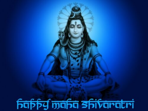 Lord Shiv wishing Shivratri 21st feb images