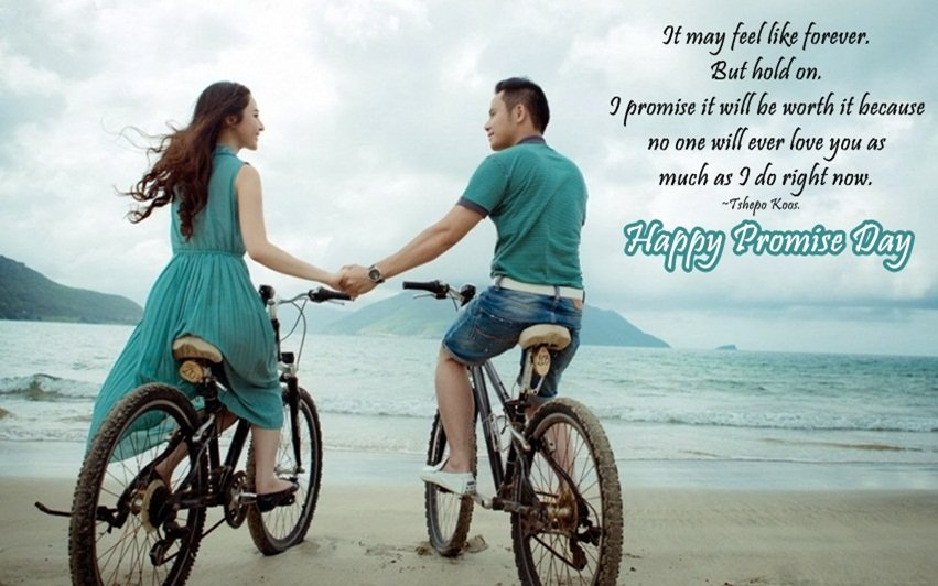 Happy Promise Day Wishing messages images