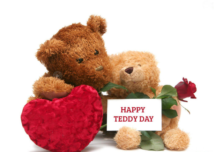 Top 2020 Happy Teddy Day Greeting images