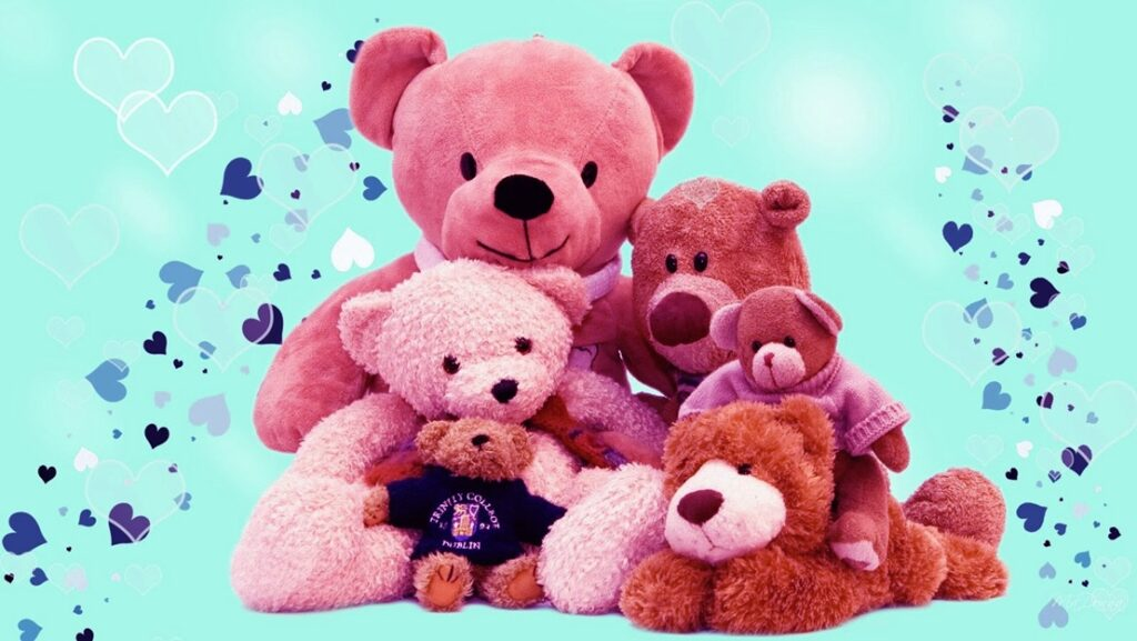 Whatsapp status wishing Happy Teddy Day Images and Photos