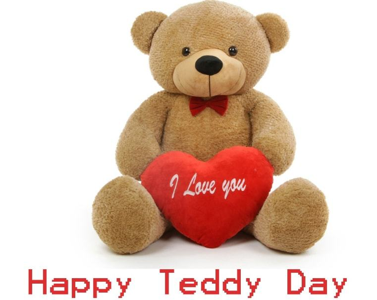 Happy Teddy Day Wishing quotes HD Photos