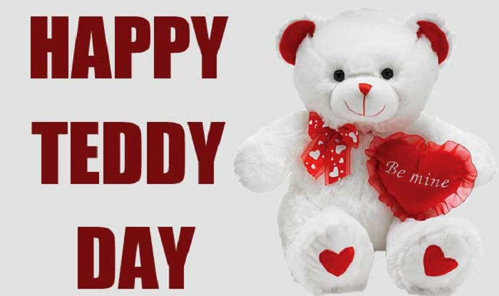 Happy Teddy Day Wishing quotes and messages HD Wallpapers