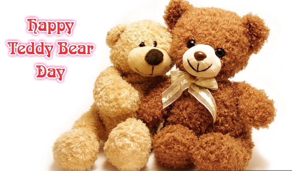 Latest Happy Teddy Day 2020 Wishing Images