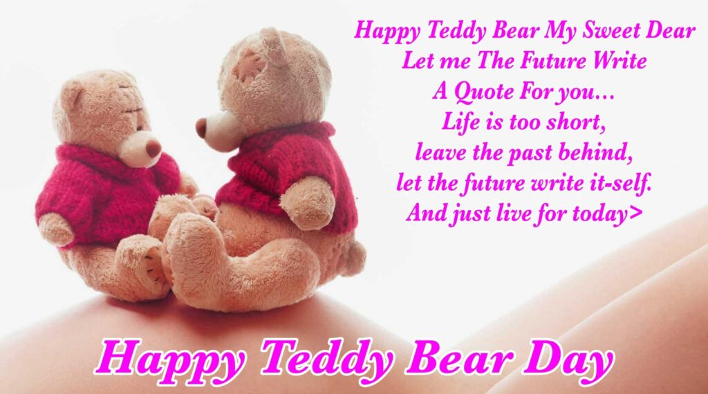 Happy Teddy Day Wishing Quotes photos whatsapp status