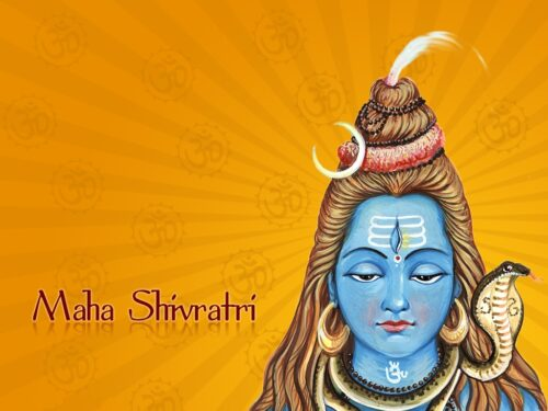 Latest Happy Maha shivratri Wishing images