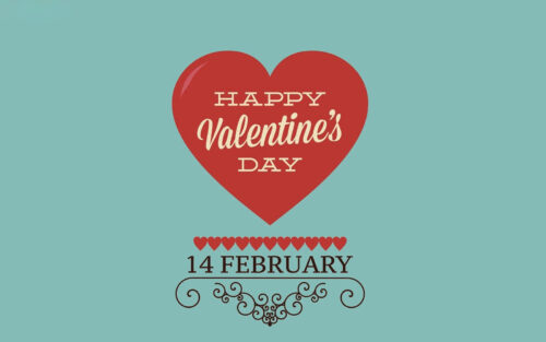Love Happy Valentine's Day Wishing HD Wallpapers