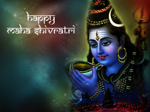 Lovely Happy Maha shivratri Wishing lord shiv images