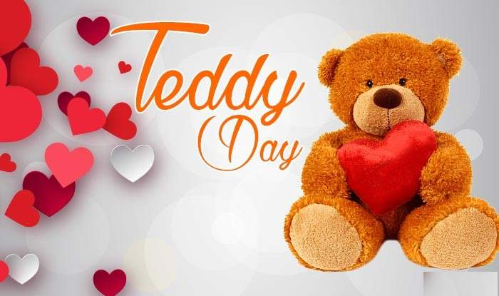 Lovely Happy Teddy Day Wishing new quotes 2020 HD photos