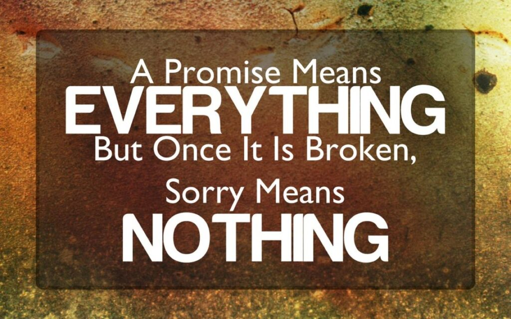 Download Happy Promise Day Quotes Wallpaper Free Wallpaper