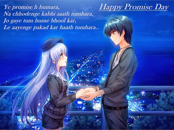 New Promise Day Wishing Quotes images