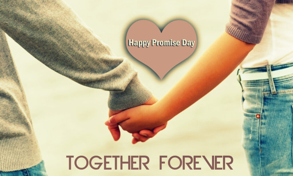 Promise Day Wishing quotes images 2021