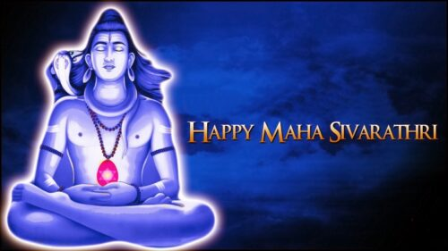 Wonderful Happy Maha shivratri Wishing HD Wallpapers