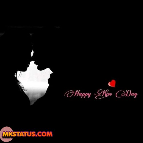 Top Kiss Day Images with Quotes