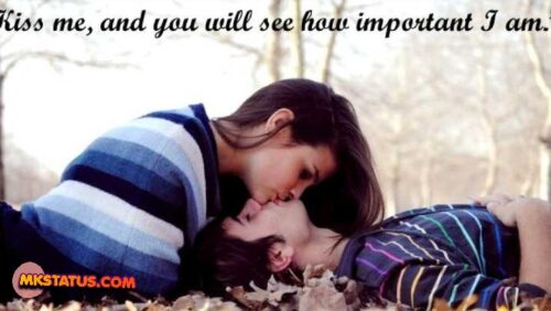 Top Kiss Day Images with Quotes whatsapp status