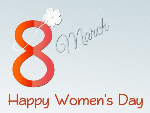 Celebrate 8th March Happy International Women's Day 2020