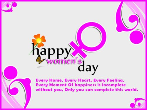 Free Download Happy International Women's Day wishing sms and quotes