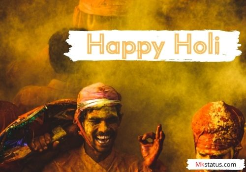 Happy Holi Quotes and Messages Text