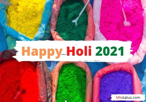 Happy Holi 2021 quotes and messages